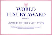 Luxury Award